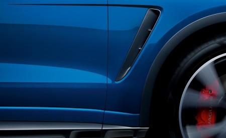 2019 Jaguar F-PACE SVR Side Vent Wallpapers 450x275 (91)