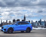 2019 Jaguar F-PACE SVR Wallpapers
