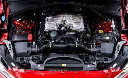 2019 Jaguar F-Pace SVR (Color: Firenze Red) Engine Wallpapers 450x275 (44)