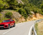 2019 Jaguar F-Pace SVR (Color: Firenze Red) Front Three-Quarter Wallpapers 150x120 (32)