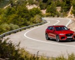 2019 Jaguar F-Pace SVR (Color: Firenze Red) Front Three-Quarter Wallpapers 150x120 (14)