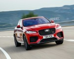 2019 Jaguar F-PACE SVR Wallpapers HD