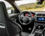 2019 Jaguar F-Pace SVR (Color: Firenze Red) Interior Cockpit Wallpapers 150x120 (50)