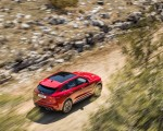 2019 Jaguar F-Pace SVR (Color: Firenze Red) Rear Three-Quarter Wallpapers 150x120 (39)