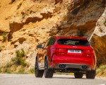 2019 Jaguar F-Pace SVR (Color: Firenze Red) Rear Wallpapers 150x120 (40)