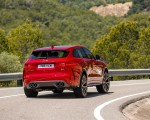 2019 Jaguar F-Pace SVR (Color: Firenze Red) Rear Wallpapers 150x120 (18)