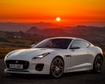 2019 Jaguar F-Type Chequered Flag Edition Front Three-Quarter Wallpaper 150x120 (8)
