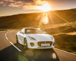 2019 Jaguar F-Type Chequered Flag Edition Front Three-Quarter Wallpapers 150x120 (2)