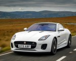 2019 Jaguar F-Type Chequered Flag Edition Front Wallpaper 150x120 (3)