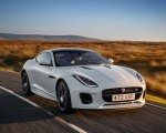 2019 Jaguar F-Type Chequered Flag Edition Front Wallpapers 150x120 (1)