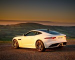 2019 Jaguar F-Type Chequered Flag Edition Rear Three-Quarter Wallpaper 150x120 (11)