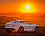 2019 Jaguar F-Type Chequered Flag Edition Rear Three-Quarter Wallpaper 150x120 (9)