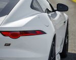 2019 Jaguar F-Type Chequered Flag Edition Tail Light Wallpapers 150x120 (12)