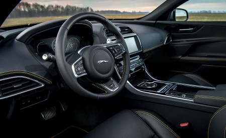 2019 Jaguar XE 300 SPORT Interior Wallpapers 450x275 (15)