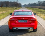 2019 Jaguar XE 300 SPORT Rear Wallpaper 150x120 (7)