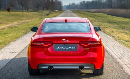 2019 Jaguar XE 300 SPORT Rear Wallpapers 450x275 (7)