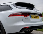 2019 Jaguar XF Sportbrake 20d AWD R-Sport Detail Wallpapers 150x120 (34)
