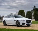 2019 Jaguar XF Sportbrake 20d AWD R-Sport Front Three-Quarter Wallpapers 150x120 (29)