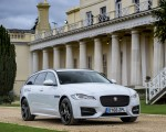 2019 Jaguar XF Sportbrake 20d AWD R-Sport Front Three-Quarter Wallpapers 150x120 (15)