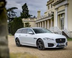 2019 Jaguar XF Sportbrake 20d AWD R-Sport Front Three-Quarter Wallpapers 150x120 (17)
