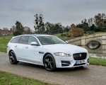 2019 Jaguar XF Sportbrake 20d AWD R-Sport Front Three-Quarter Wallpapers 150x120 (19)