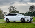 2019 Jaguar XF Sportbrake 20d AWD R-Sport Front Three-Quarter Wallpapers 150x120 (12)