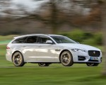 2019 Jaguar XF Sportbrake 20d AWD R-Sport Front Three-Quarter Wallpapers 150x120 (1)