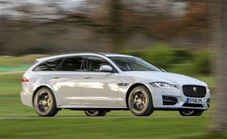 2019 Jaguar XF Sportbrake Wallpapers HD