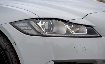 2019 Jaguar XF Sportbrake 20d AWD R-Sport Headlight Wallpapers 450x275 (37)