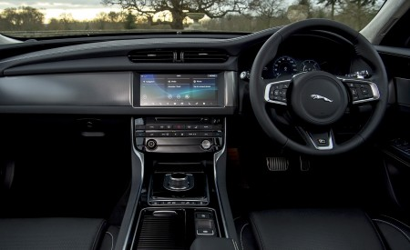 2019 Jaguar XF Sportbrake 20d AWD R-Sport Interior Cockpit Wallpapers 450x275 (50)