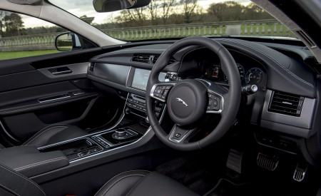 2019 Jaguar XF Sportbrake 20d AWD R-Sport Interior Wallpapers 450x275 (41)