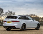2019 Jaguar XF Sportbrake 20d AWD R-Sport Rear Three-Quarter Wallpapers 150x120 (33)