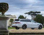 2019 Jaguar XF Sportbrake 20d AWD R-Sport Rear Three-Quarter Wallpapers 150x120 (32)
