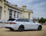 2019 Jaguar XF Sportbrake 20d AWD R-Sport Rear Three-Quarter Wallpapers 150x120 (22)