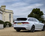 2019 Jaguar XF Sportbrake 20d AWD R-Sport Rear Three-Quarter Wallpapers 150x120 (23)
