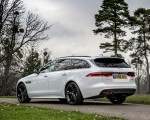 2019 Jaguar XF Sportbrake 20d AWD R-Sport Rear Three-Quarter Wallpapers 150x120 (25)