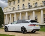 2019 Jaguar XF Sportbrake 20d AWD R-Sport Rear Three-Quarter Wallpapers 150x120 (26)