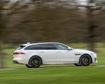 2019 Jaguar XF Sportbrake 20d AWD R-Sport Side Wallpapers 150x120 (2)