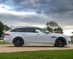 2019 Jaguar XF Sportbrake 20d AWD R-Sport Side Wallpapers 150x120 (10)