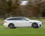 2019 Jaguar XF Sportbrake 20d AWD R-Sport Side Wallpapers 150x120 (3)