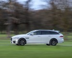 2019 Jaguar XF Sportbrake 20d AWD R-Sport Side Wallpapers 150x120 (5)