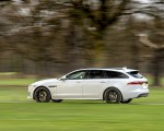 2019 Jaguar XF Sportbrake 20d AWD R-Sport Side Wallpapers 150x120 (6)
