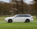 2019 Jaguar XF Sportbrake 20d AWD R-Sport Side Wallpapers 150x120 (7)