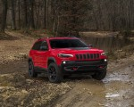 2019 Jeep Cherokee Trailhawk Front Wallpaper 150x120 (38)