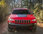 2019 Jeep Cherokee Trailhawk Front Wallpaper 150x120 (14)