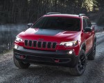 2019 Jeep Cherokee Trailhawk Front Wallpaper 150x120 (8)