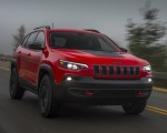 2019 Jeep Cherokee Trailhawk Front Wallpaper 150x120 (9)