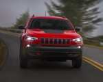 2019 Jeep Cherokee Trailhawk Front Wallpaper 150x120 (10)