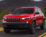2019 Jeep Cherokee Trailhawk Front Wallpaper 150x120 (4)