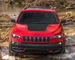 2019 Jeep Cherokee Trailhawk Front Wallpaper 150x120 (15)